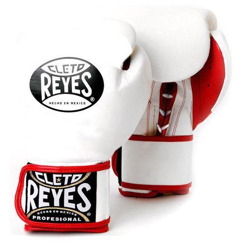 Guante de Boxeo Reyes en rojo y negro - Tienda Artes Marciales