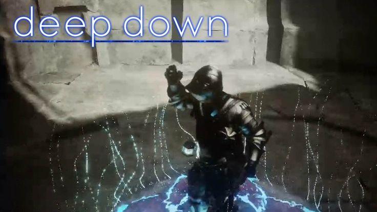 Deep Down - PS4 Demo Walkthrough #1 @ TGS 2013