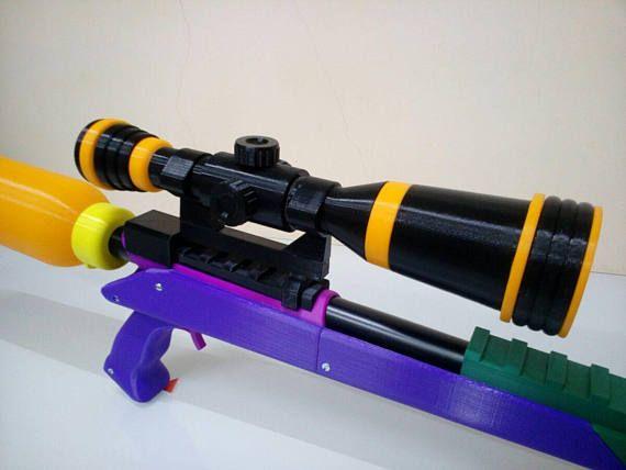 2 Pcs Splatoon 2 Replica Guns Cosplay Prop Sales Of Quality Assurance Costume Props