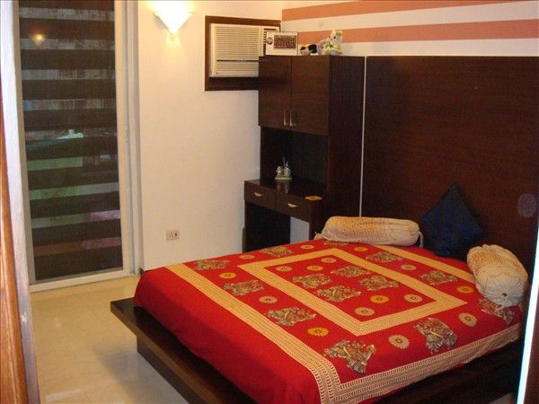 Interior Decorators Designers Delhi Featuring Great Wall Designs In Wood And Styled Beds