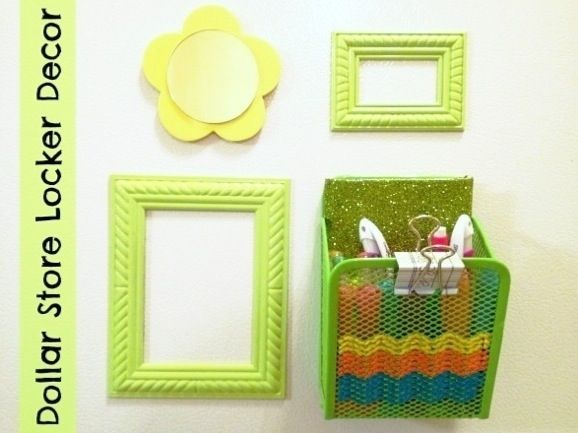 Make a Locker Decor Set