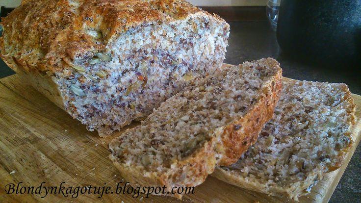 Blondynka Gotuje: Domowy Chleb z Ziarnami