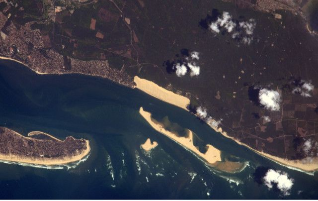 IN PICTURES: France as seen from space through the unique lens of an astronaut