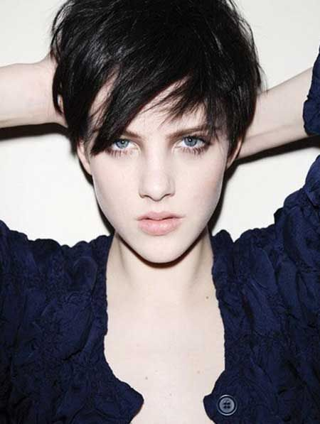 New Trendy Short Hairstyles for Women