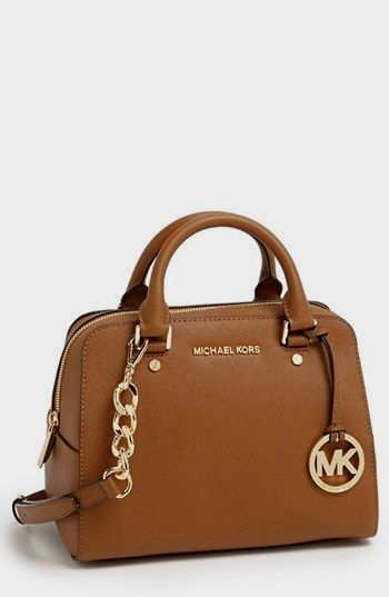 44afd6b22 MICHAEL Michael Kors 'Jet Set - Medium' Satchel available at #Nordstrom  #michaelkorshandbags
