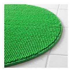 IKEA - BADAREN, Bath mat, Ultra soft, absorbent and quick to dry since it's made of microfibre.