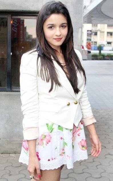Alia Bhatt new kid on the Bollywood block!