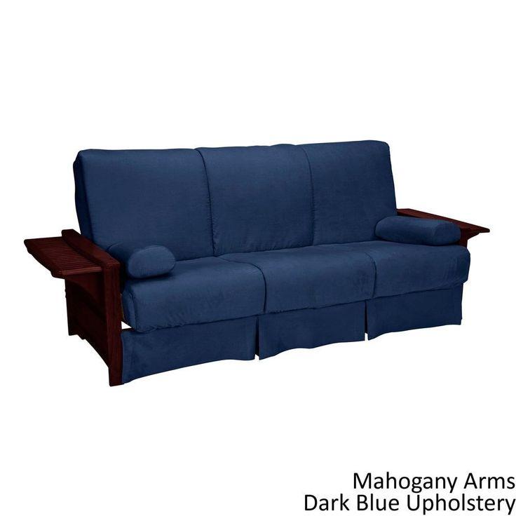 EpicFurnishings Bellevue Perfect Sit & Sleep Pillow Top Queen-size Futon Sleeper Sofa