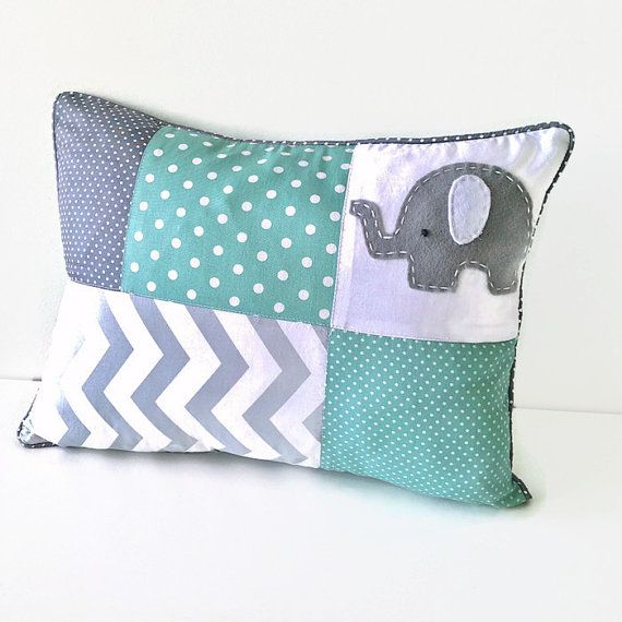 PREORDER-Pachy Elephant cushion cover..Cover only