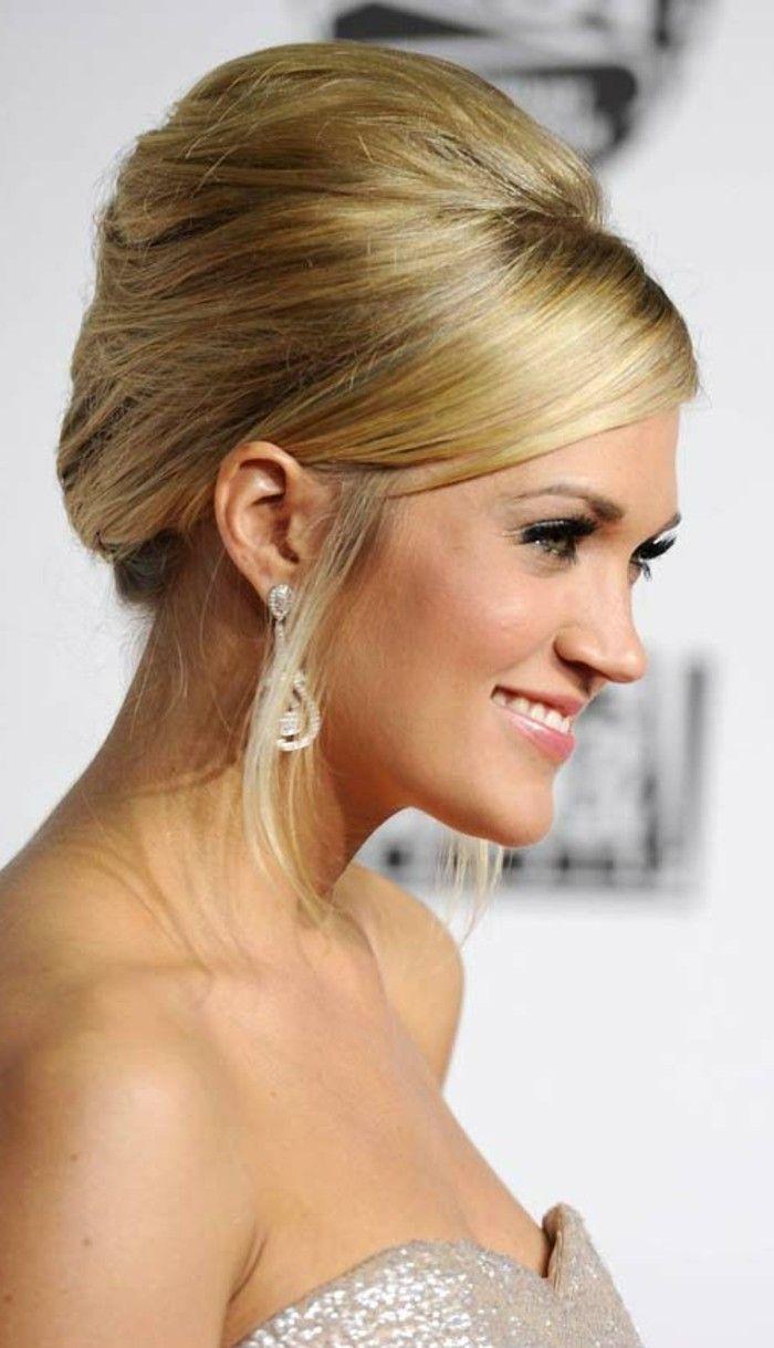 25 best ideas about hochsteckfrisuren lange haare on pinterest