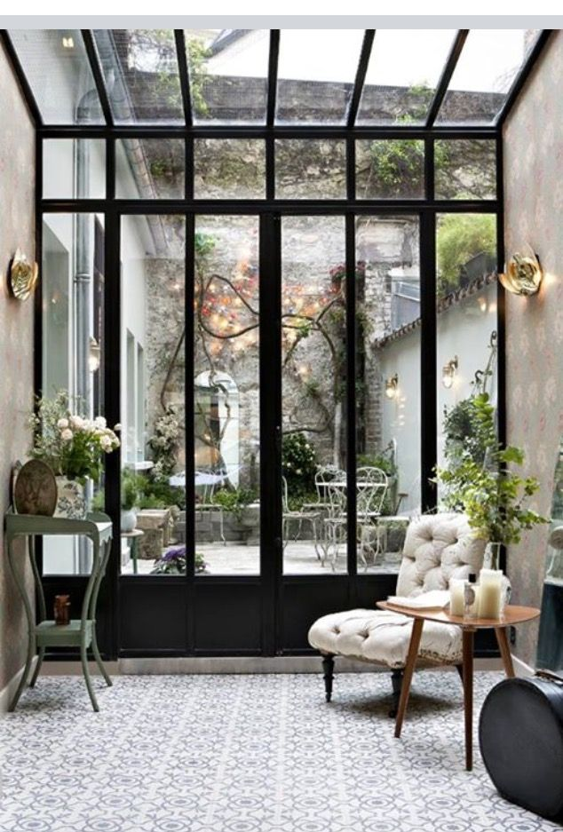 12 best Extension images on Pinterest Home ideas, Sunroom and Bay - frais annexes construction maison3