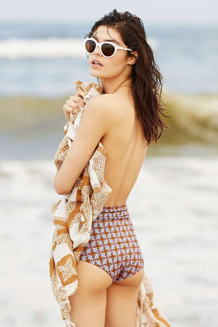 Fürdőruha, napszemüveg és strandkendő - a strandszezon mesterhármasa