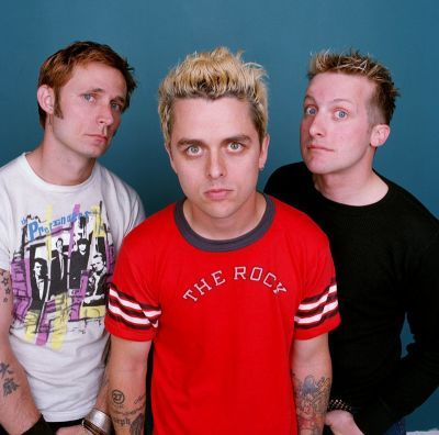 Green Day Pictures: The Warning, ISH, and Shenanigans Era, 2000-2003