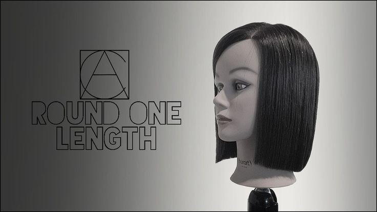 Round One Length Haircut