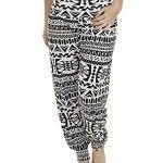Love My Fashions  Pantalon  Imprimé aztèque  Femme