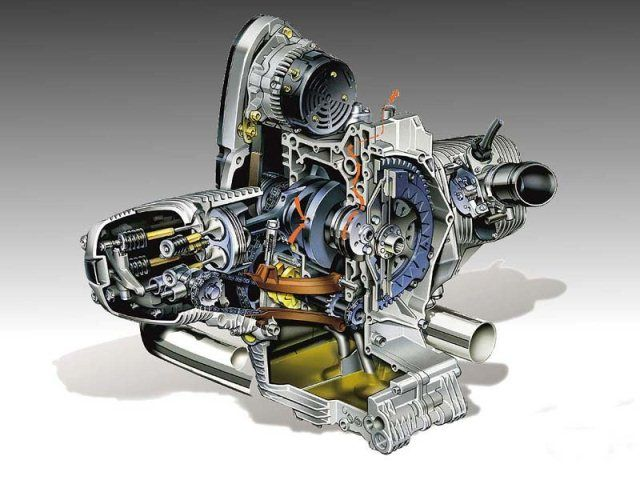 Take a look inside a BMW Boxer motor with this super cool 3D animation...