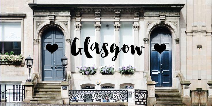 Week end à Glasgow en écosse : plein d'idées pour savoir quoi voir, que faire à Glasgow en 2 à 3 jours : hôtels, restaurants, visites incontournables