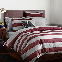 Duvet Cover Sets, Boys' Duvet Covers & Striped Duvet Covers | PBteen