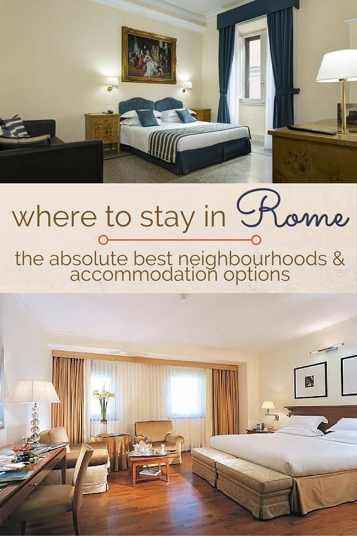 Where To Stay In Rome - The Absolute Best Neighbourhoods & Accommodation Options - Spanish Suites Campo de Fiori!!