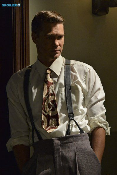 """#AgentCarter 1x03 """"Time & Tide"""" - Chad Michael Murray as (Jack)"""