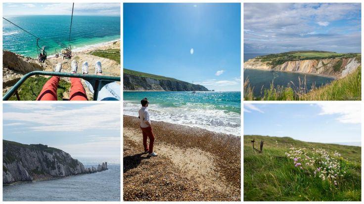 Needles Sussex Ile de Wight grande Bretagne blog voyage Love Live Travel