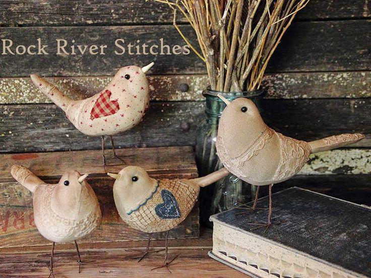 Rock River Stitches