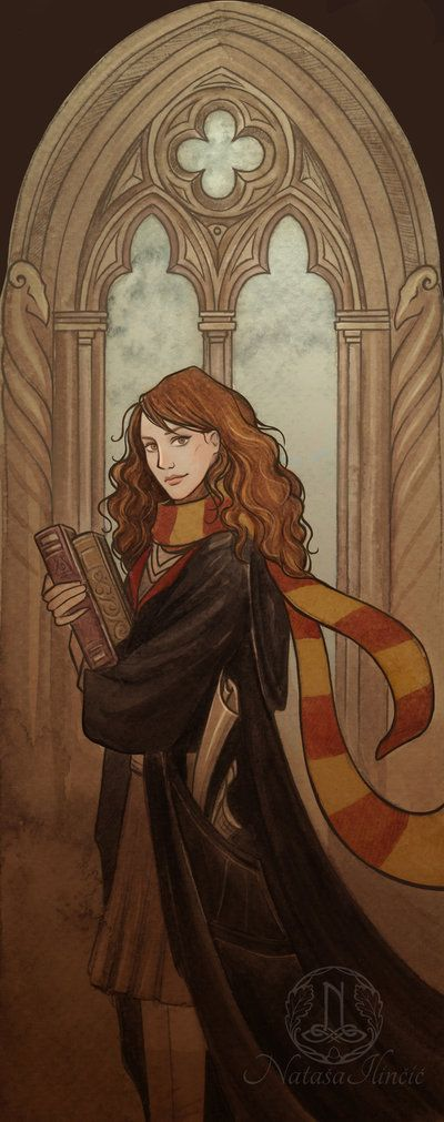 Hermione by UnripeHamadryad on DeviantArt