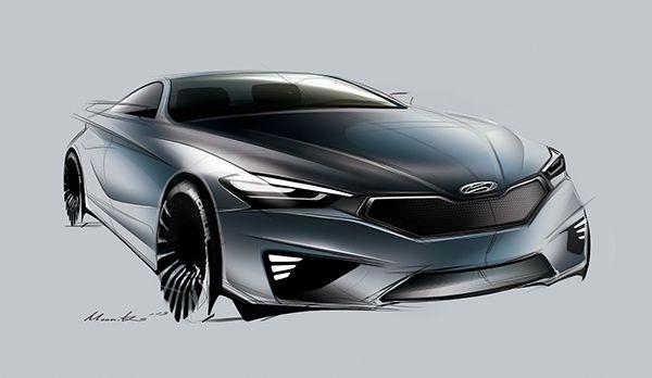 Hyundai Sedan Project
