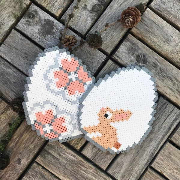 The winners of our Easter Competition are announced here in our Hama Beads Easter blog!