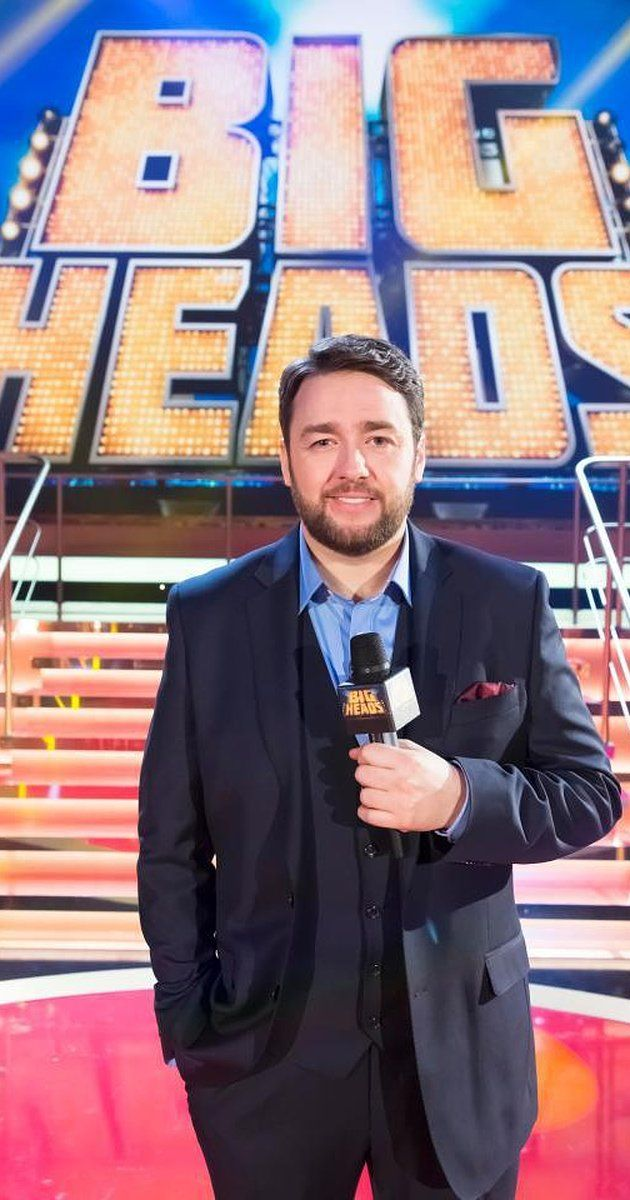 Big Heads - With Jason Manford, Kriss Akabusi, Jenny Powell. Eight members of the public are transformed into the world's most famous celebrities by donning giant heads, competing against each other in a series of massive celebrity-inspired challenges.