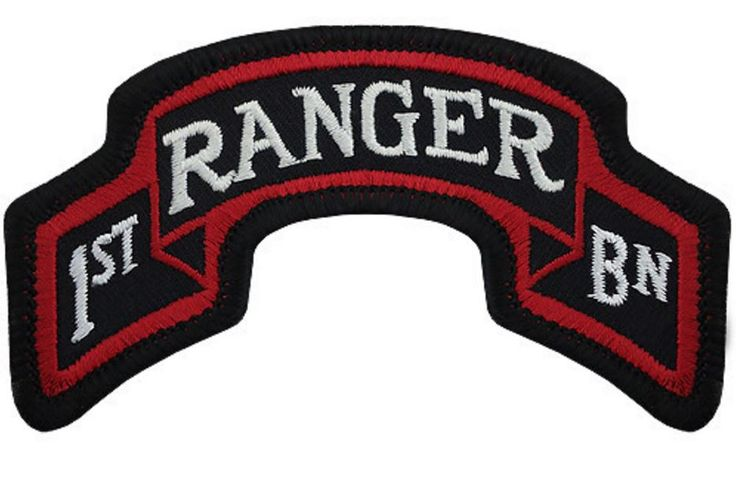 Army Patch Identification