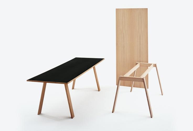 CAPPELLINI Bac table by Jasper Morrison