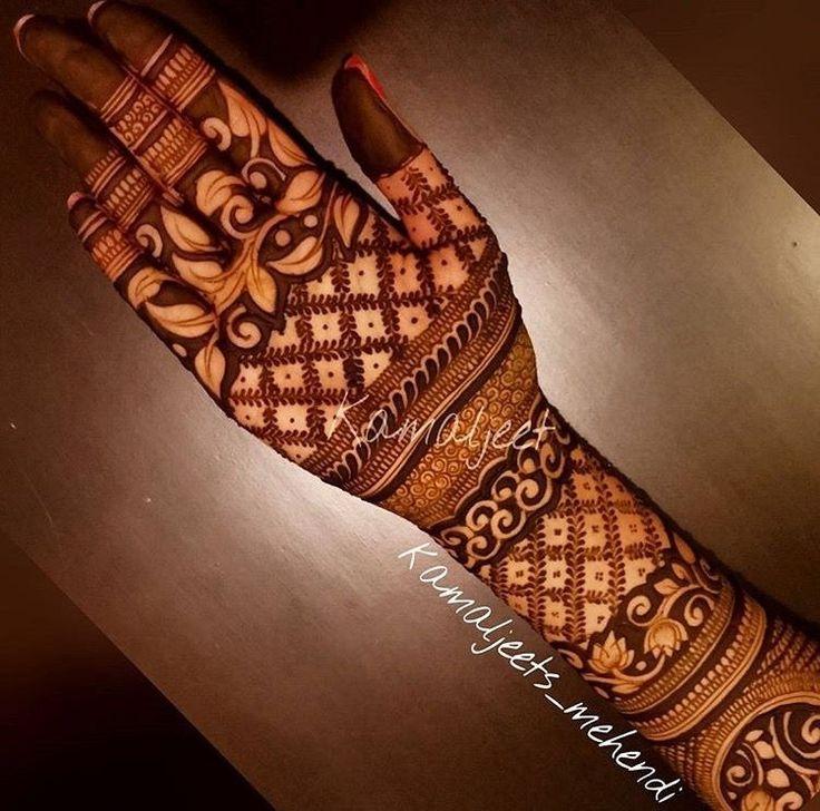 Pin By Neetu Gagan Gauba On Mehndi: Best 25+ Henna Patterns On Hands Ideas On Pinterest