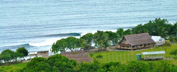 Paga Hill Estate, Paga Hill Development Company PNG | World Surfaris