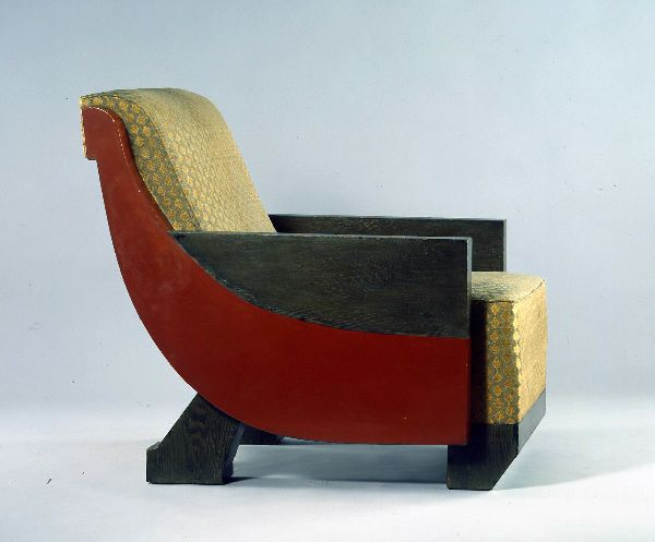 25 best art deco chair ideas on pinterest art deco art. Black Bedroom Furniture Sets. Home Design Ideas