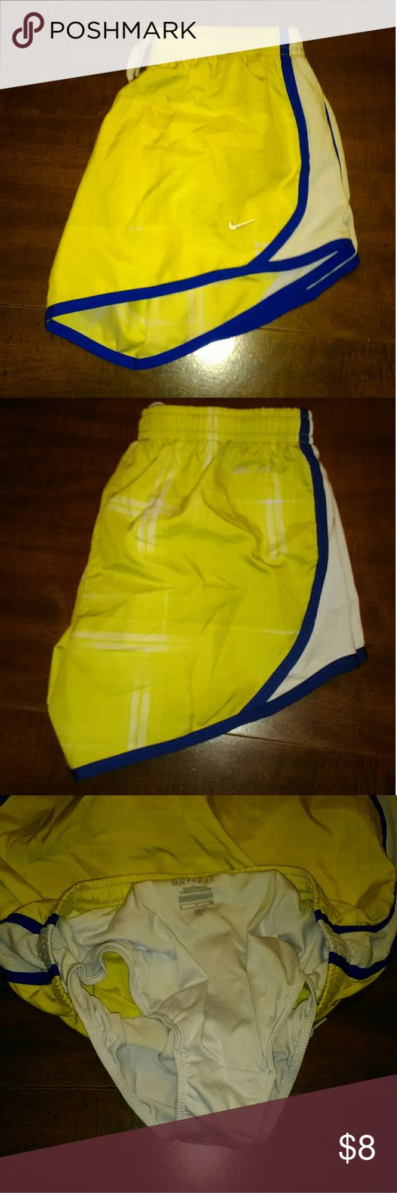 Nike Dri-Fit Swim Shorts Nike Dri-Fit Swim Shorts size women's small in great condition... Bundle and get fast shipping Nike Swim One Pieces