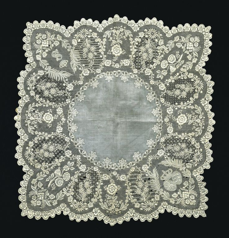 This must be one of the finest piece of embroidery I have ever seen. I found it in the online collection of the Rijksmuseum in Amsterdam. Th...