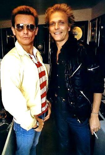 Graham Bonnet & Michael Schenker* 1982