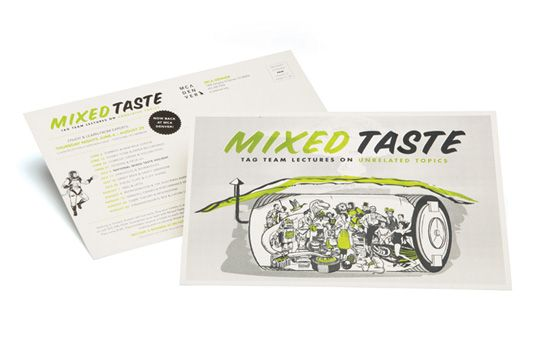 35 eye-catching examples of flyer design | Graphic design | Creative Bloq