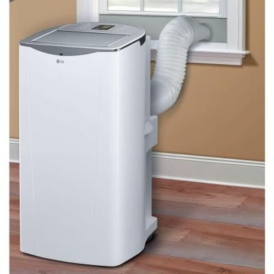 Smart 14 000 Btu Portable Air Conditioner And Dehumidifier