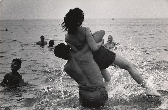 5. Кони-Айленд, Нью-Йорк, ок. 1952.