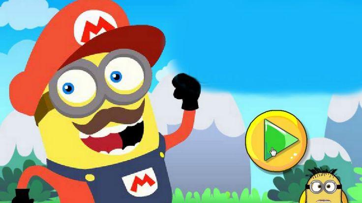 Los Minions - Minion Saltar Aventura - Juegos Gratis Infantiles Online En Español