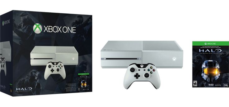 The Master Chief Collection White Xbox One Bundle - http://www.entertainmentbuddha.com/the-master-chief-collection-white-xbox-one-bundle/