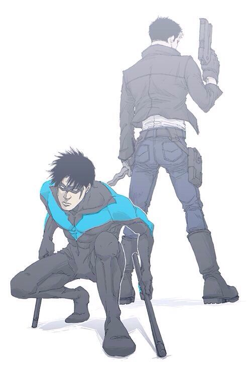 Jason Todd And Dick Grayson 17 Best images about D...