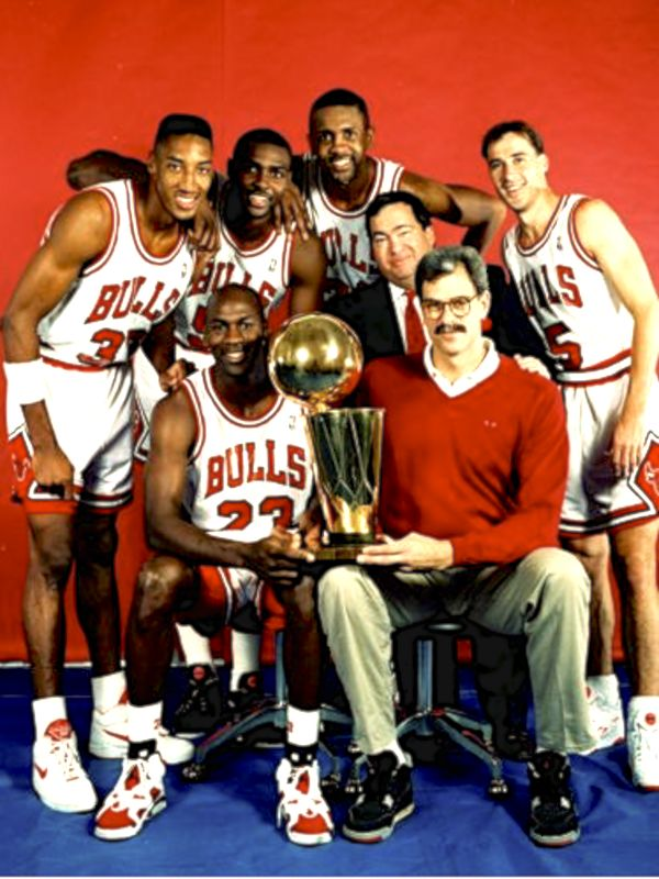 1992 Chicago Bulls team