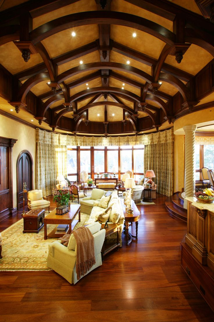 1572 best beautiful interiors images on pinterest architecture custom luxury home family room