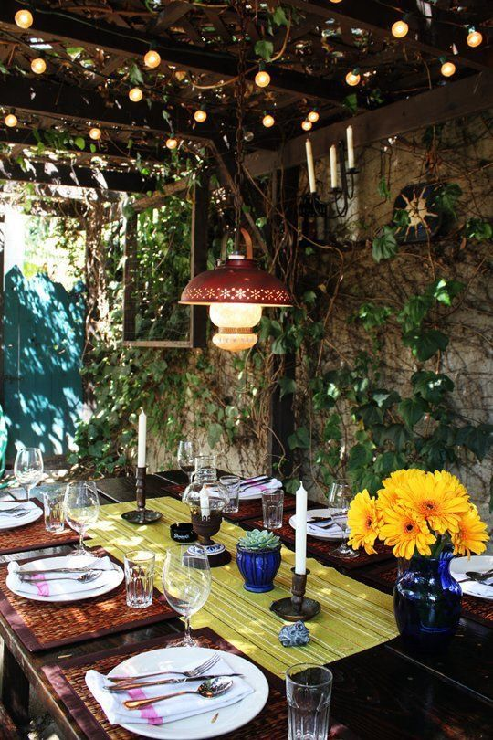2248 Best Dining Garden Style Images On Pinterest Books