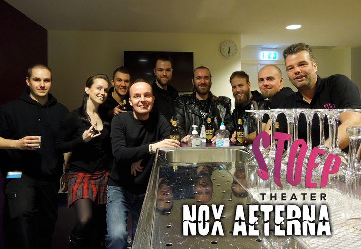 Nox Aeterna @ Theater De Stoep