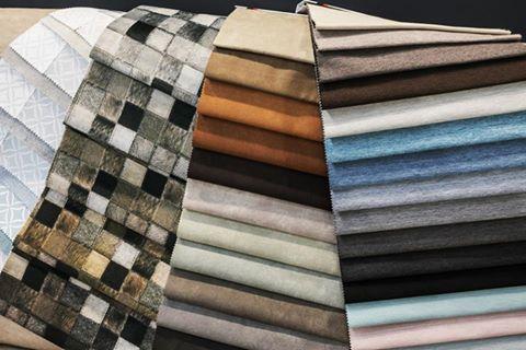 NOWOŚCI 2017 LECH modern fabrics. Od lewej: EVOLUTION, LUPUS, LAND, GOMEZ #land #gomez #lupus #modern #fabrics #tkaniny #tkaniny_obiciowe