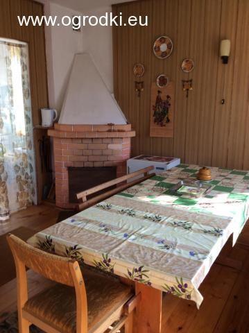 Działka pracownicza z domem murowanym do odstąpienia
